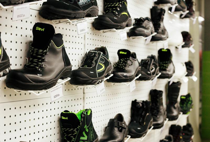 Обувь Sievi AG-Technologies